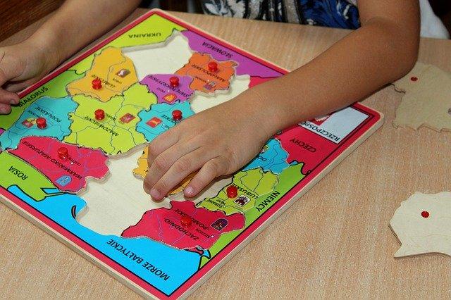 幼児教育にパズルはいい?オススメのパズルも紹介!